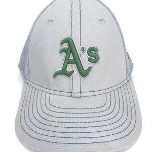 Other - MLB Oakland Athletics Snapback Hat YOUTH